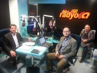 Türkiyede Cevizcilik; Radyo A İle Ropörtajımız